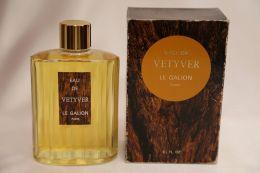 Eau De Vetyver Le Galion 180ml